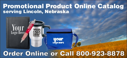 Promotional Products Lincoln, Nebraska